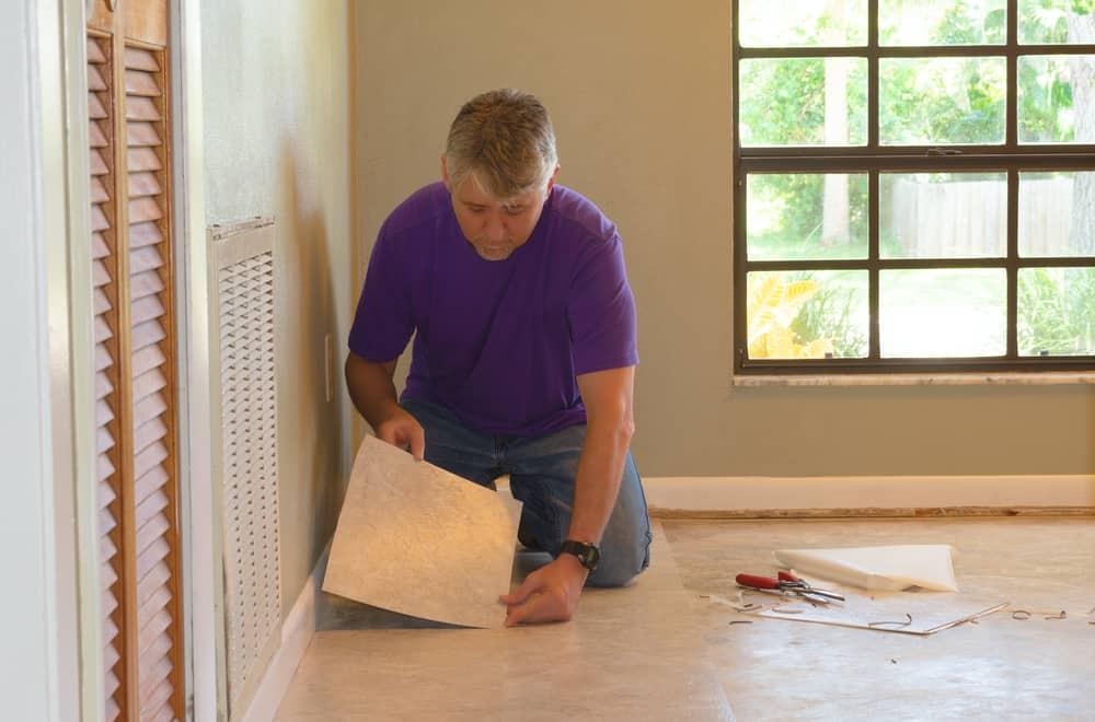 8 Steps to Install Vinyl Tile Flooring
