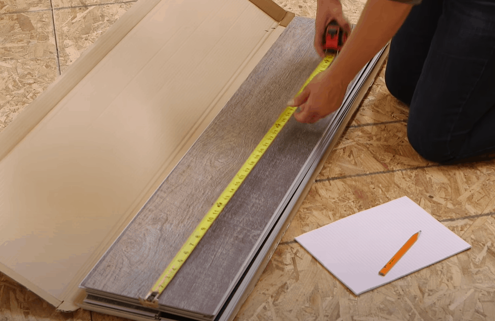Calculate How Much Flooring You Need