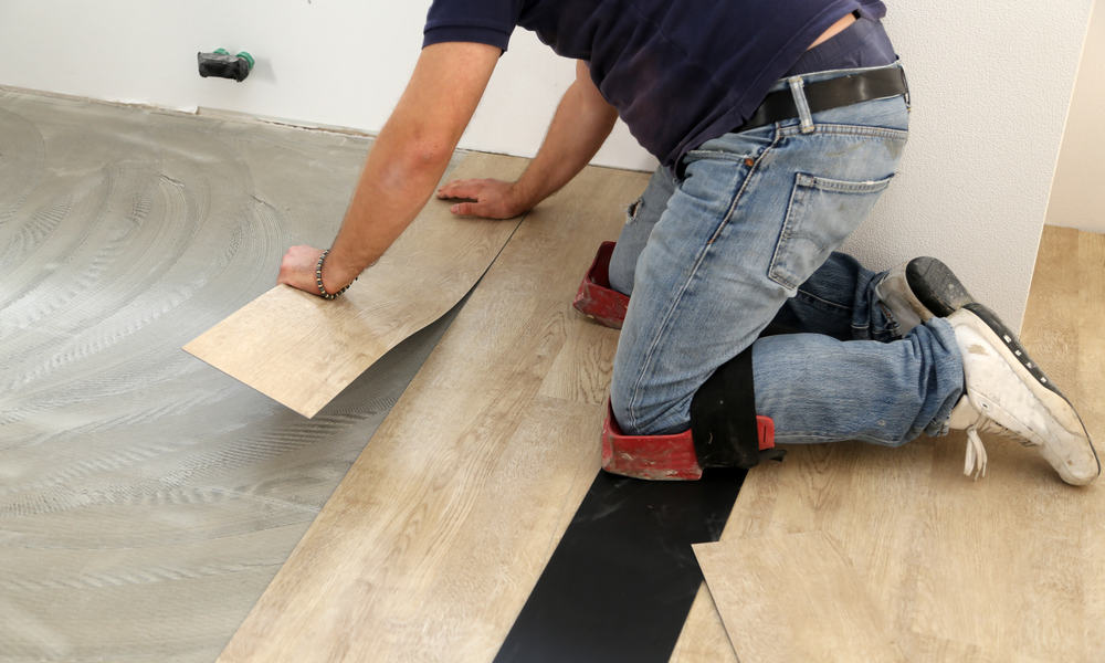 How to Repair Scratches on Luxury Vinyl Flooring (Tips to Prevent!)
