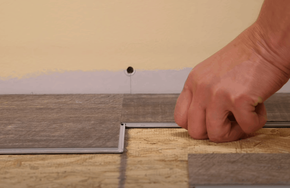 Install the Planks
