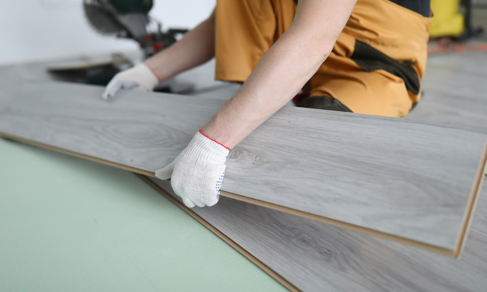 Replace Deeply Scratched Planks