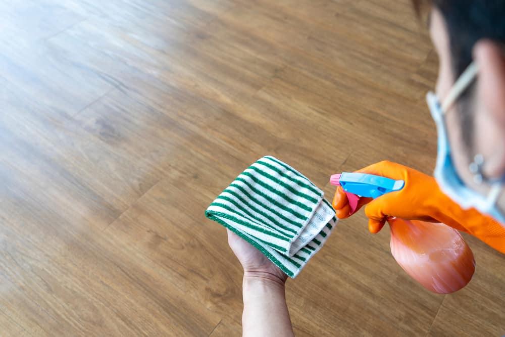 how to clean lifeproof vinyl flooring