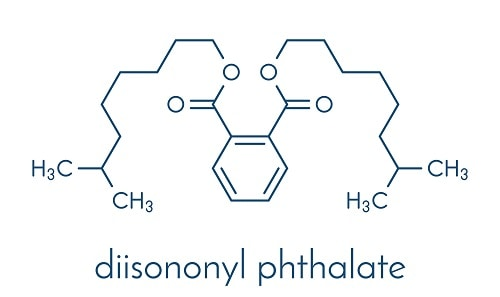 phthalates diisononyl phthalate