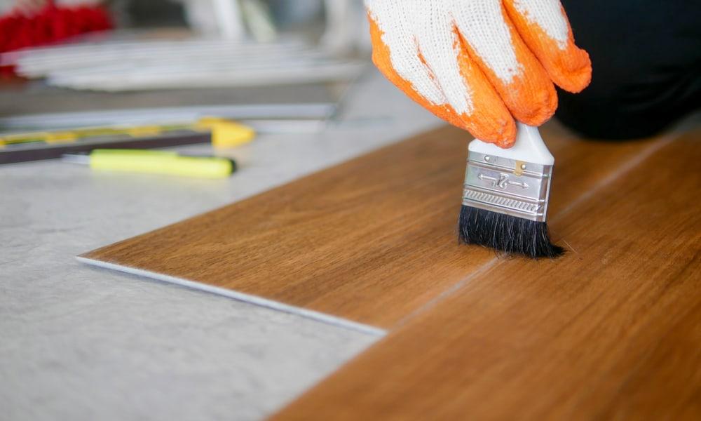 6 Easy Steps to Paint Vinyl Floors