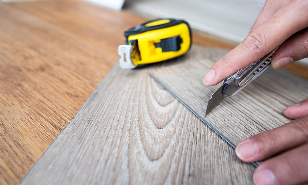 6 Ways to Cut Vinyl Floor Tiles