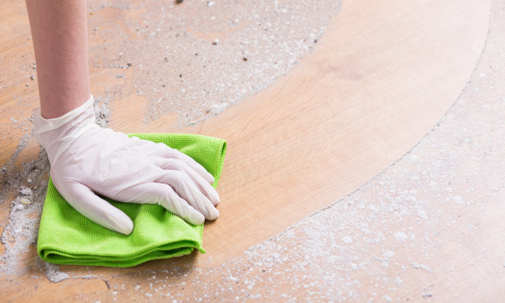 7 Ways to Remove Stains from Vinyl Flooring