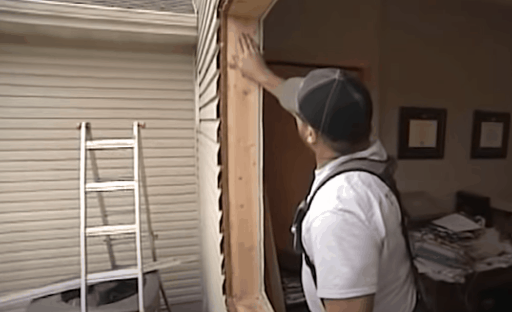 Assess the Window Area for Damages