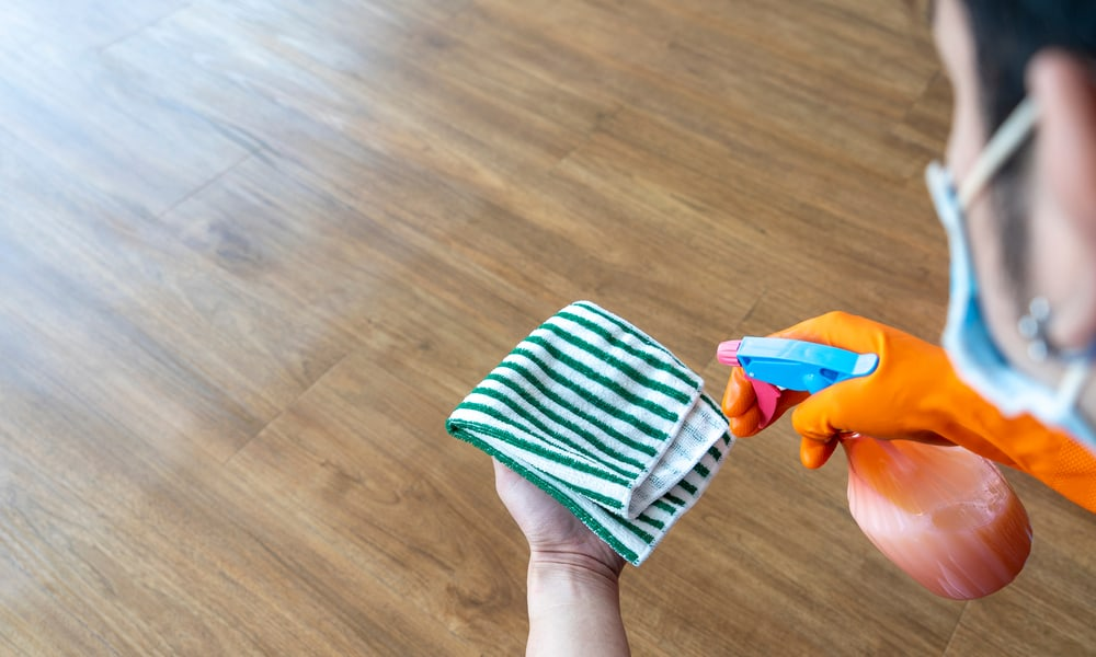 Avoid Abrasive Cleaners
