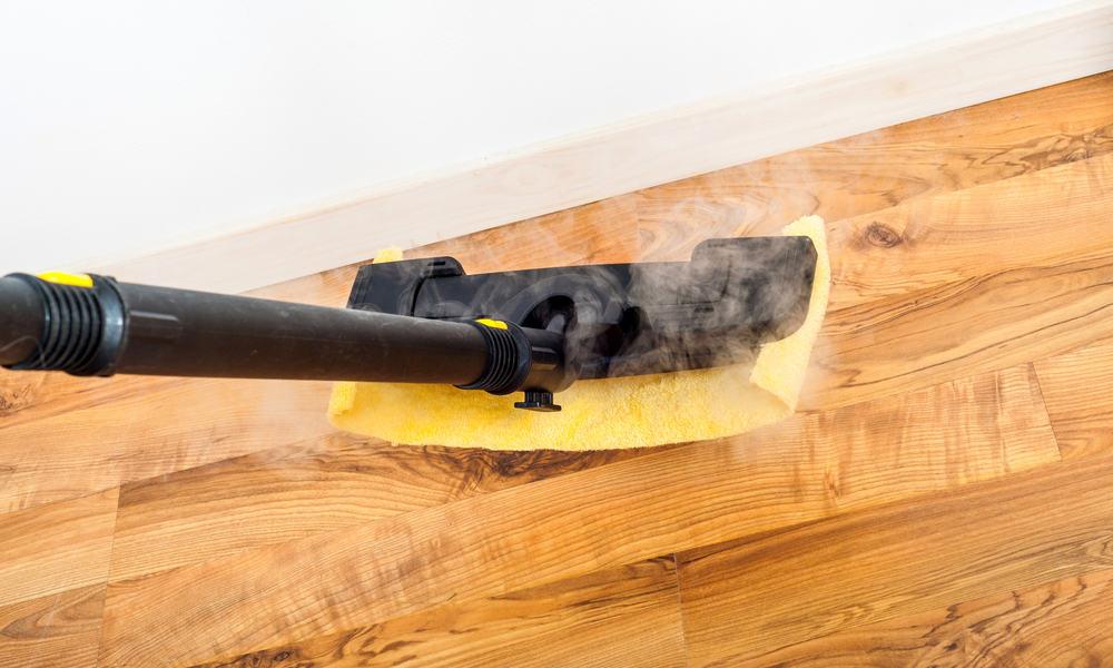 Avoid steam mops
