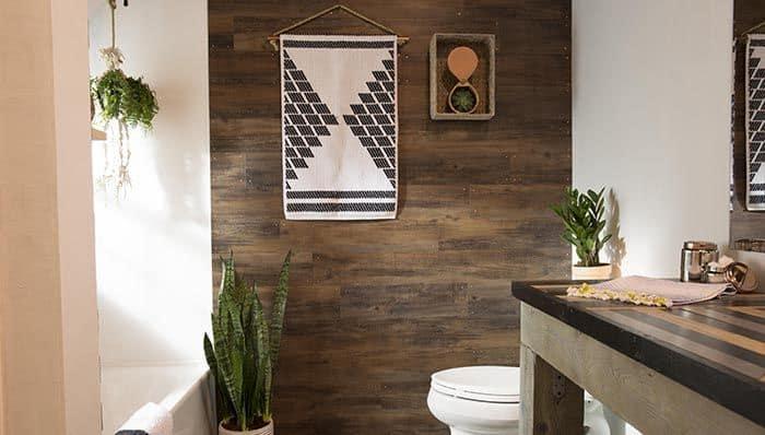 Can You Use Vinyl Flooring on Bathroom Walls