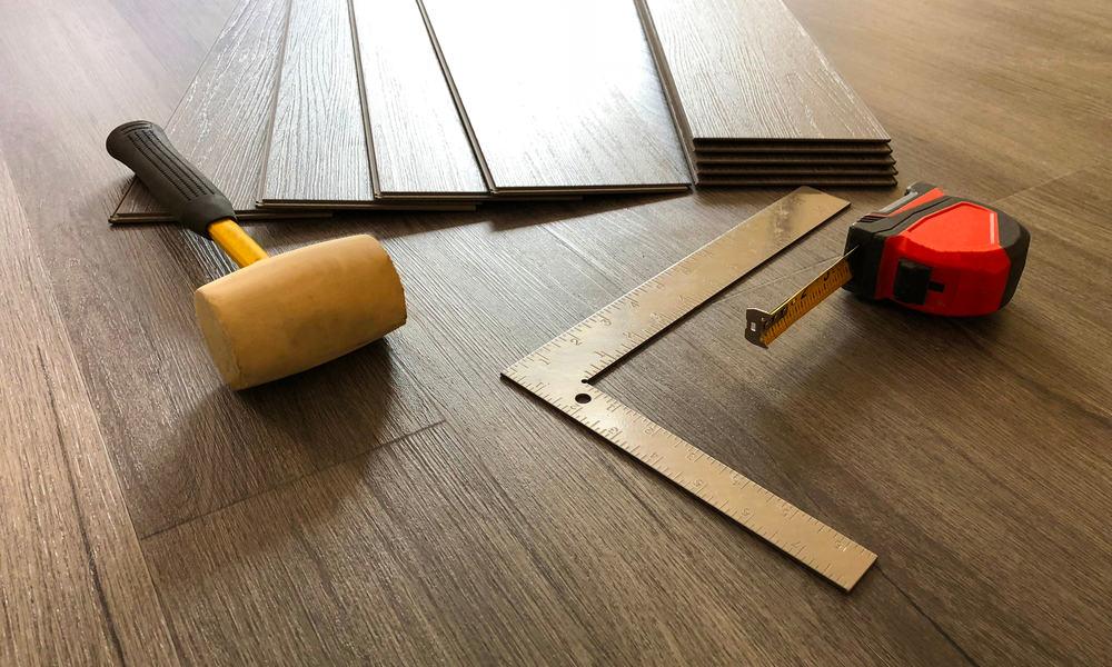 Click and Lock Vinyl Flooring