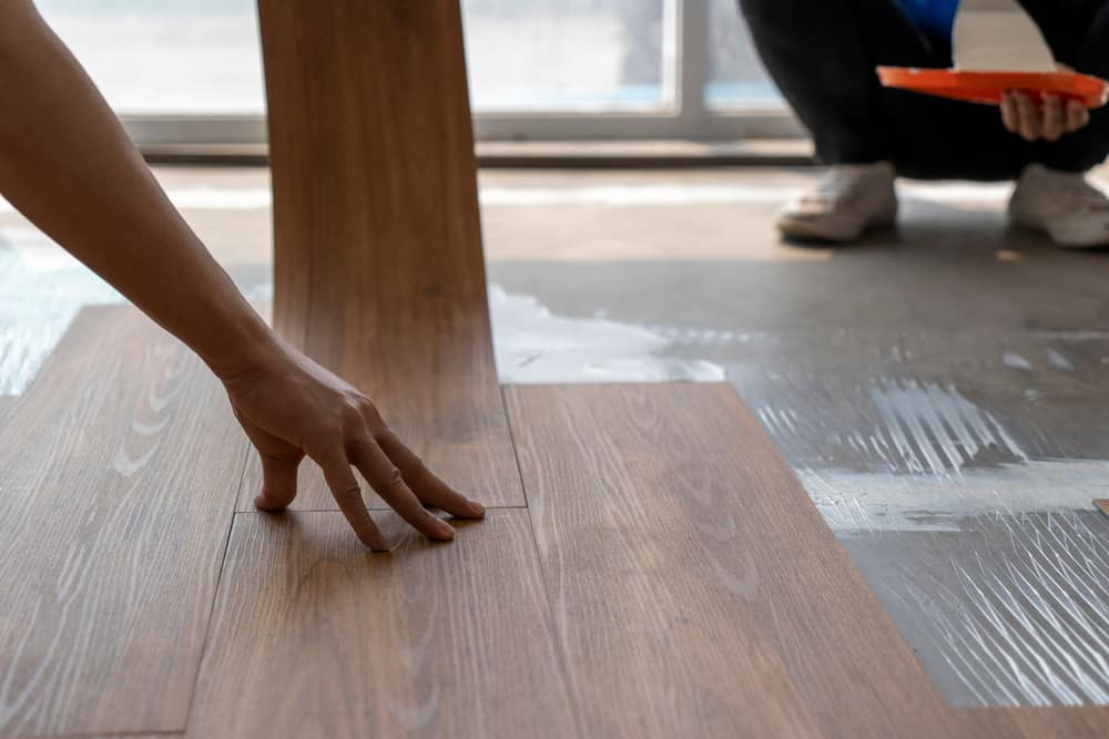 How Long Does Vinyl Flooring Off Gas, How To Get A Bad Smell Out Of Laminate Flooring