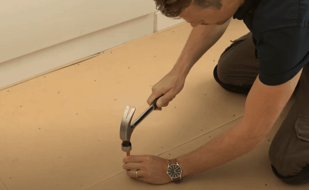 Install an Underlayment (If Needed)