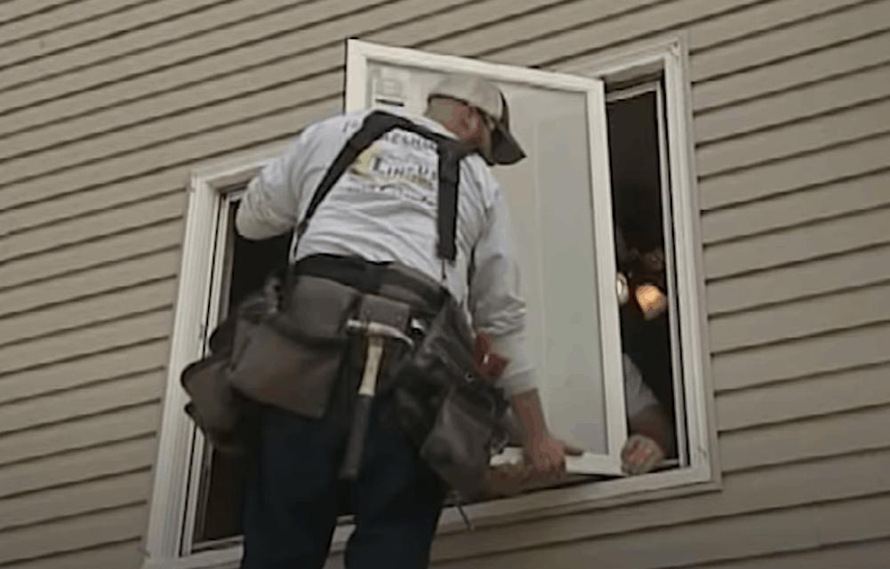 Install the New Window