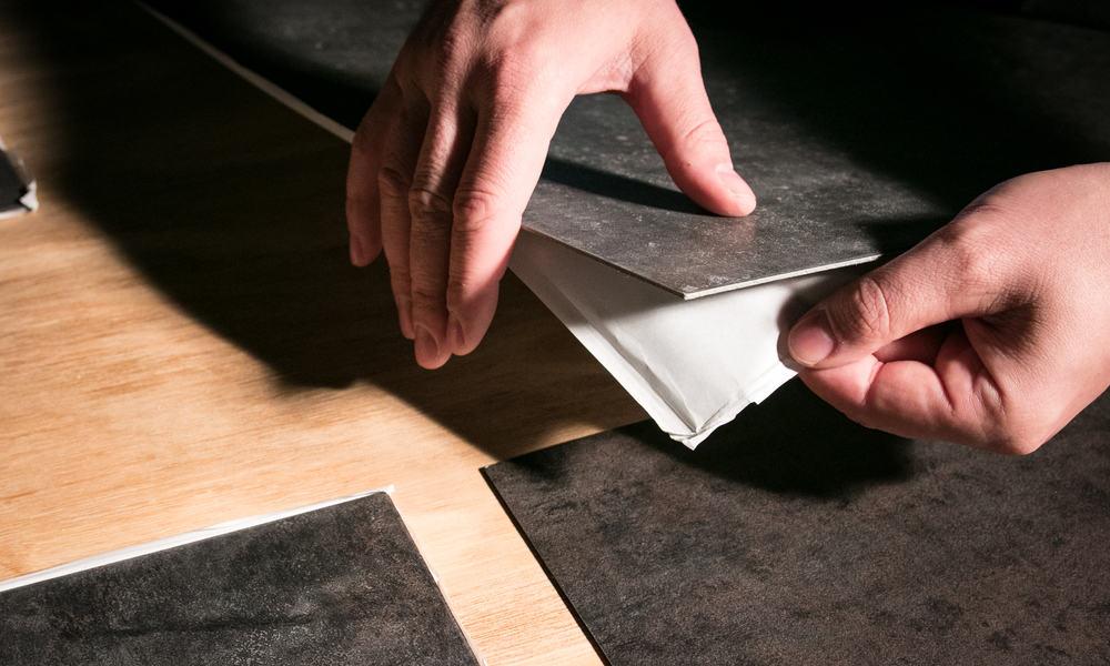 Peel-and-Stick Vinyl