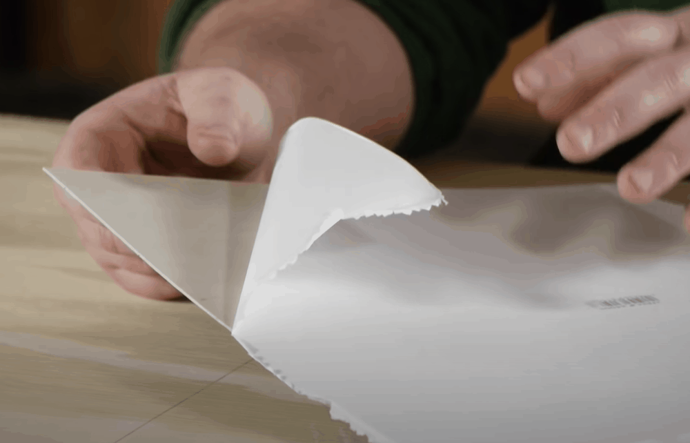 Peel the First Tile