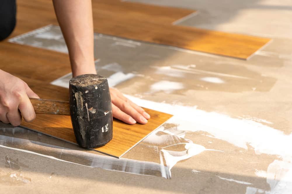Prepare Your Ceramic Floor Adequately Before Installing Vinyl