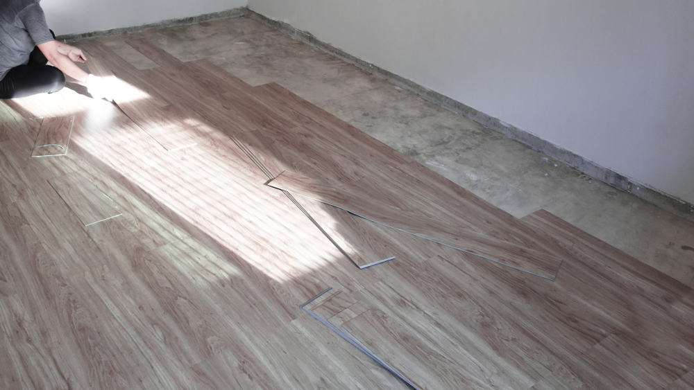Problems with Vinyl Plank Flooring