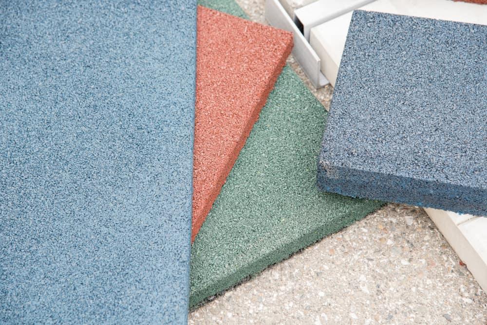 Rubber vs. Vinyl Flooring