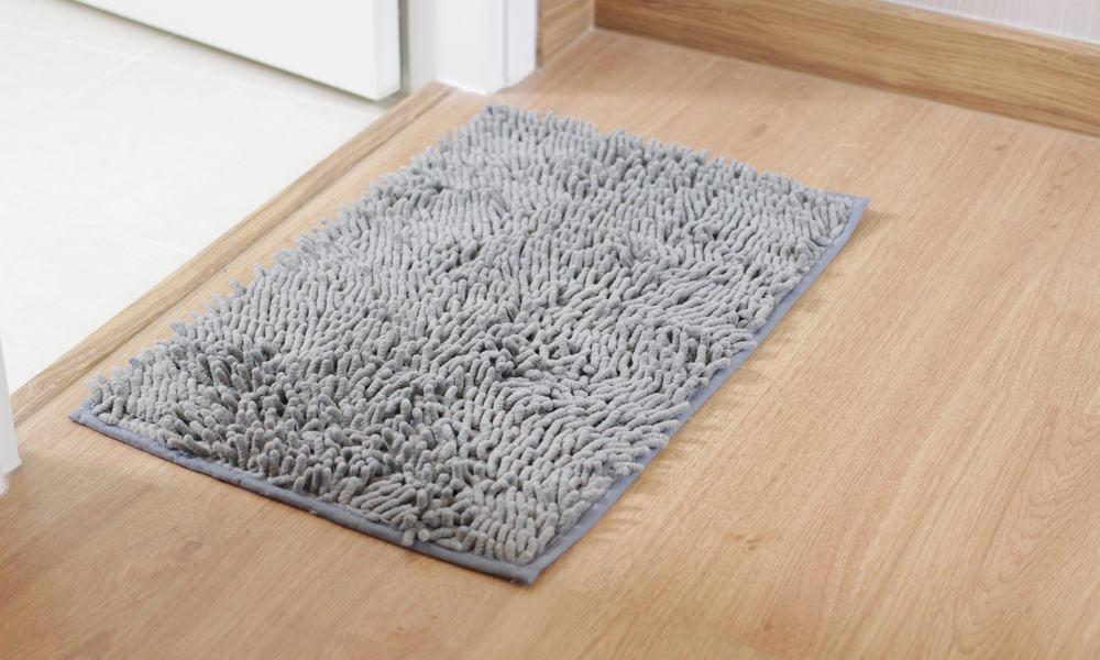 Use a doormat