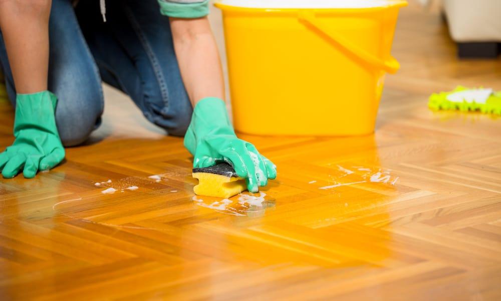 Use mild liquid or dishwashing soap