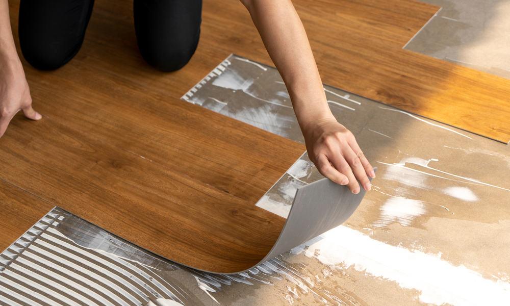 What Is Glue-Down Vinyl Plank Flooring