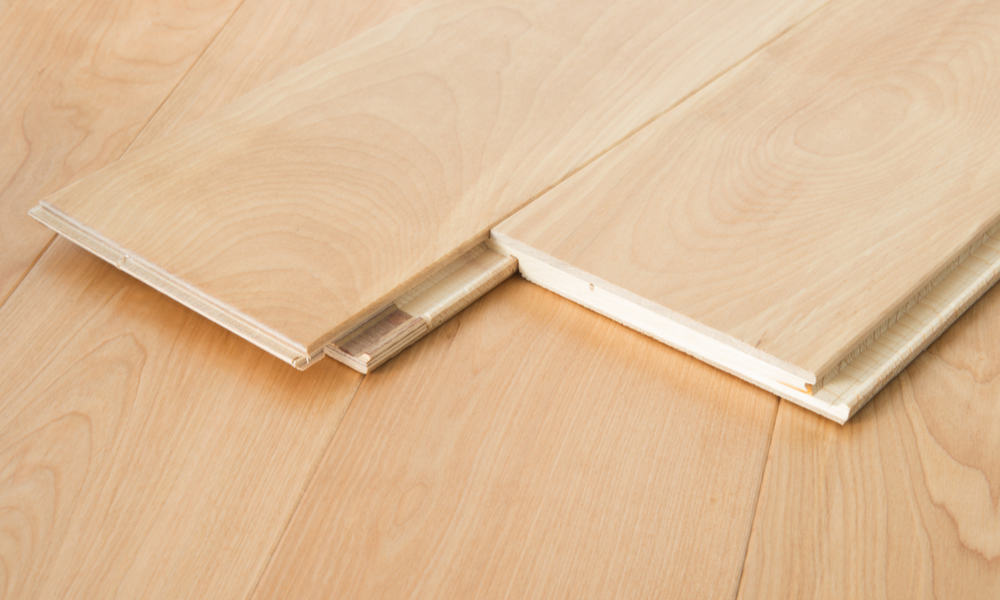What is Floating Vinyl Plank Flooring