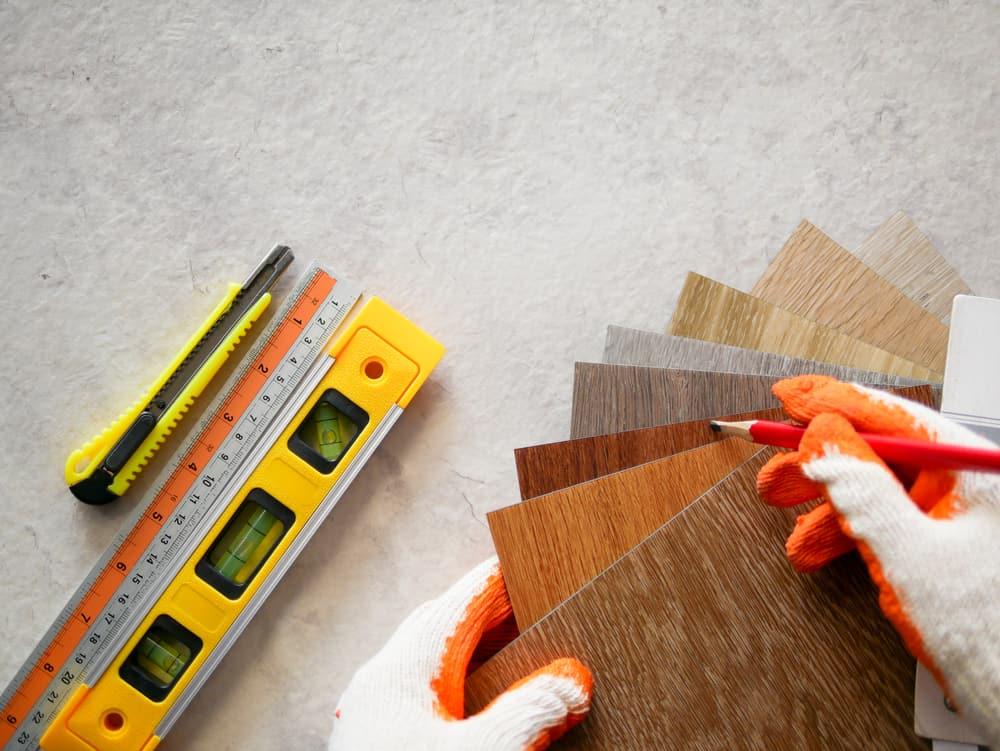 tools Preparing your sub-floor