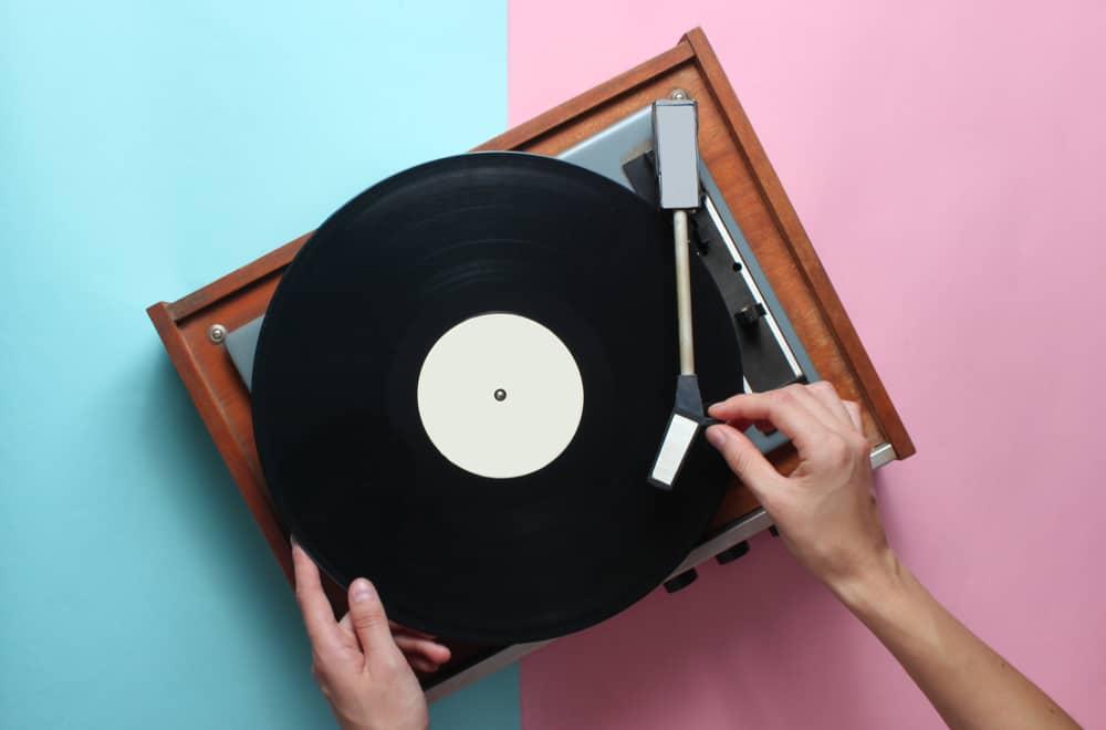 A Brief History of Vinyl Records
