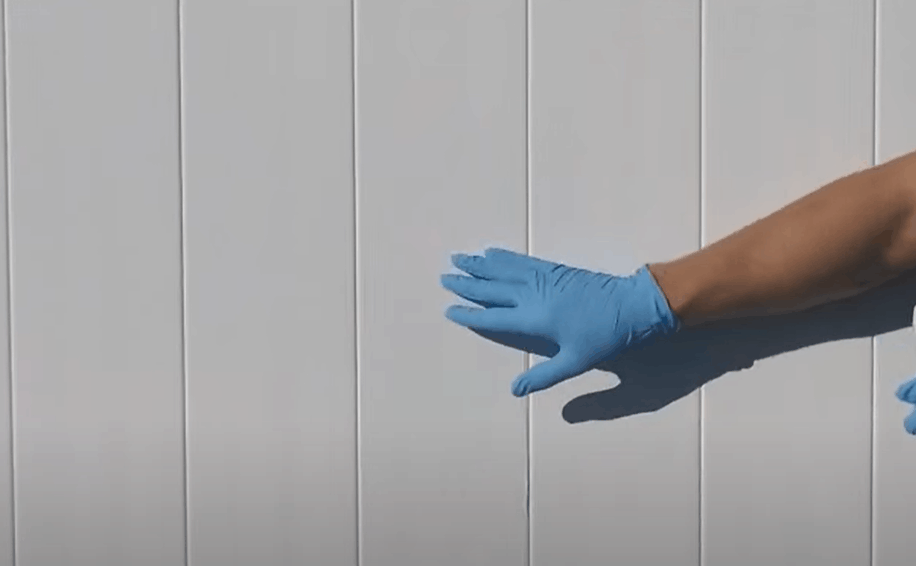 Apply a coat of epoxy paint