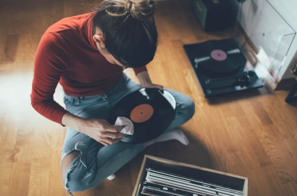 Clean Your Records with Record Cleaner