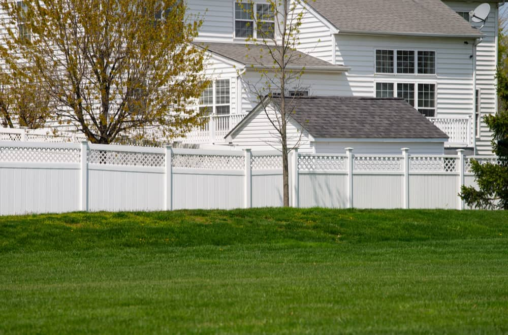 How Much Does PVC Fencing Cost