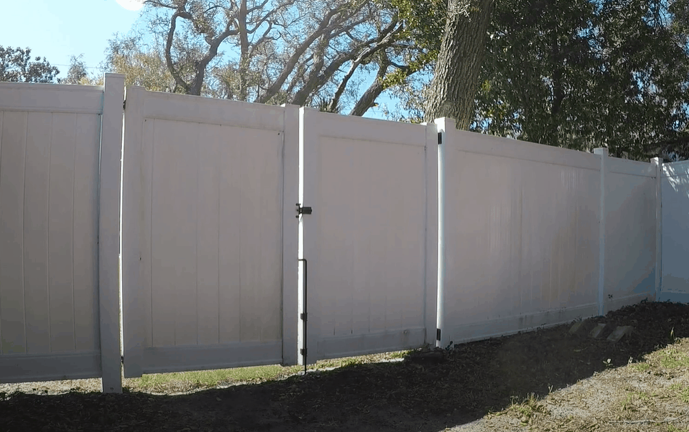 Inspect Your Fence