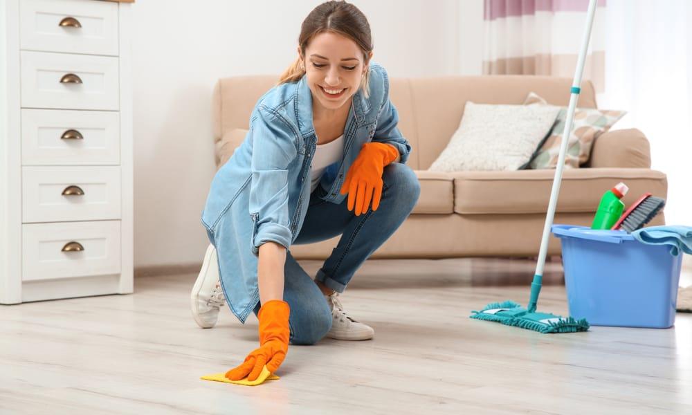 Keep Your Floor Clean