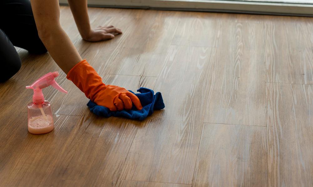 Keep the Floor Dry