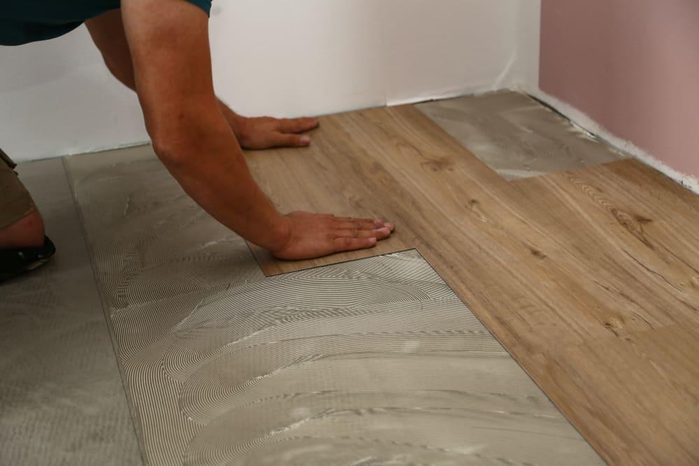 Low VOC Vinyl Flooring