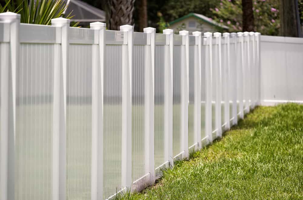 Vinyl Fence Types