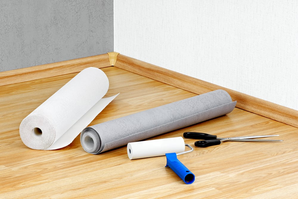 Vinyl Flooring Roller