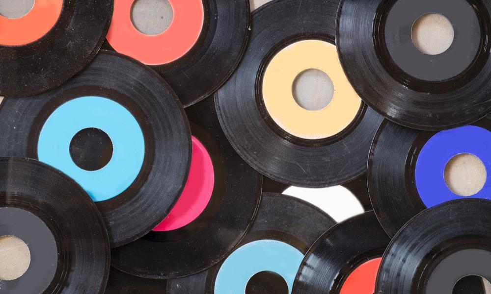 31 Vinyl Record Art Forms