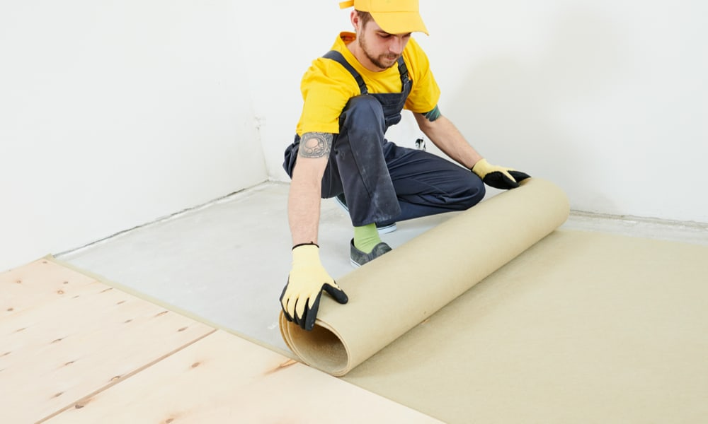 4 Simple Steps to Install Plywood Underlayment For Vinyl Flooring