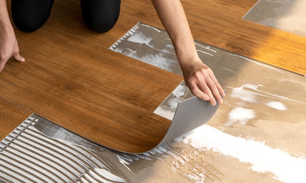 5 Simple Steps to Install Glue Down Vinyl Plank Flooring