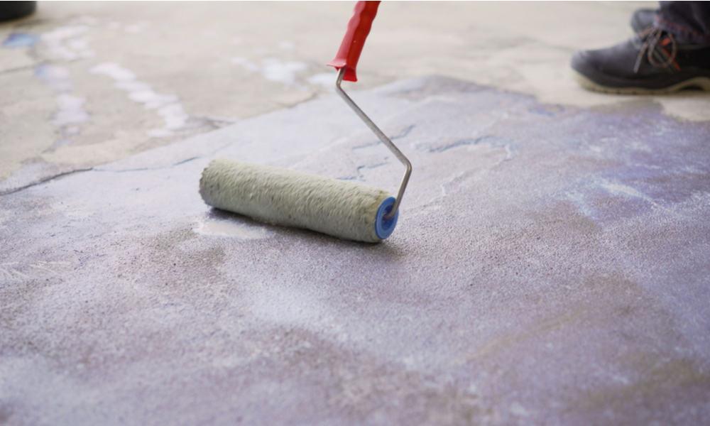 7 Simple Steps to Prepare Concrete Floor For Self-Adhesive Vinyl Tiles