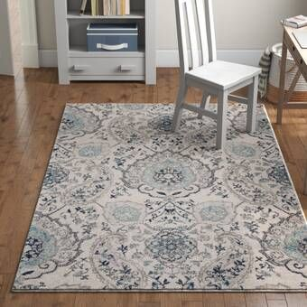 Colorfast rugs