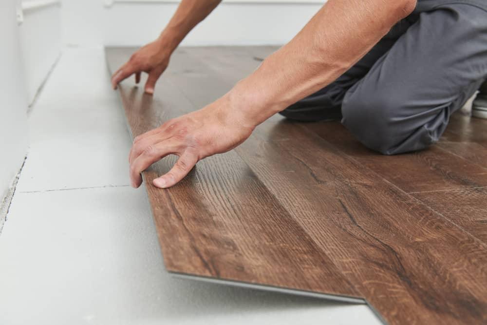 Cost of Evoke Laminate and Vinyl Flooring