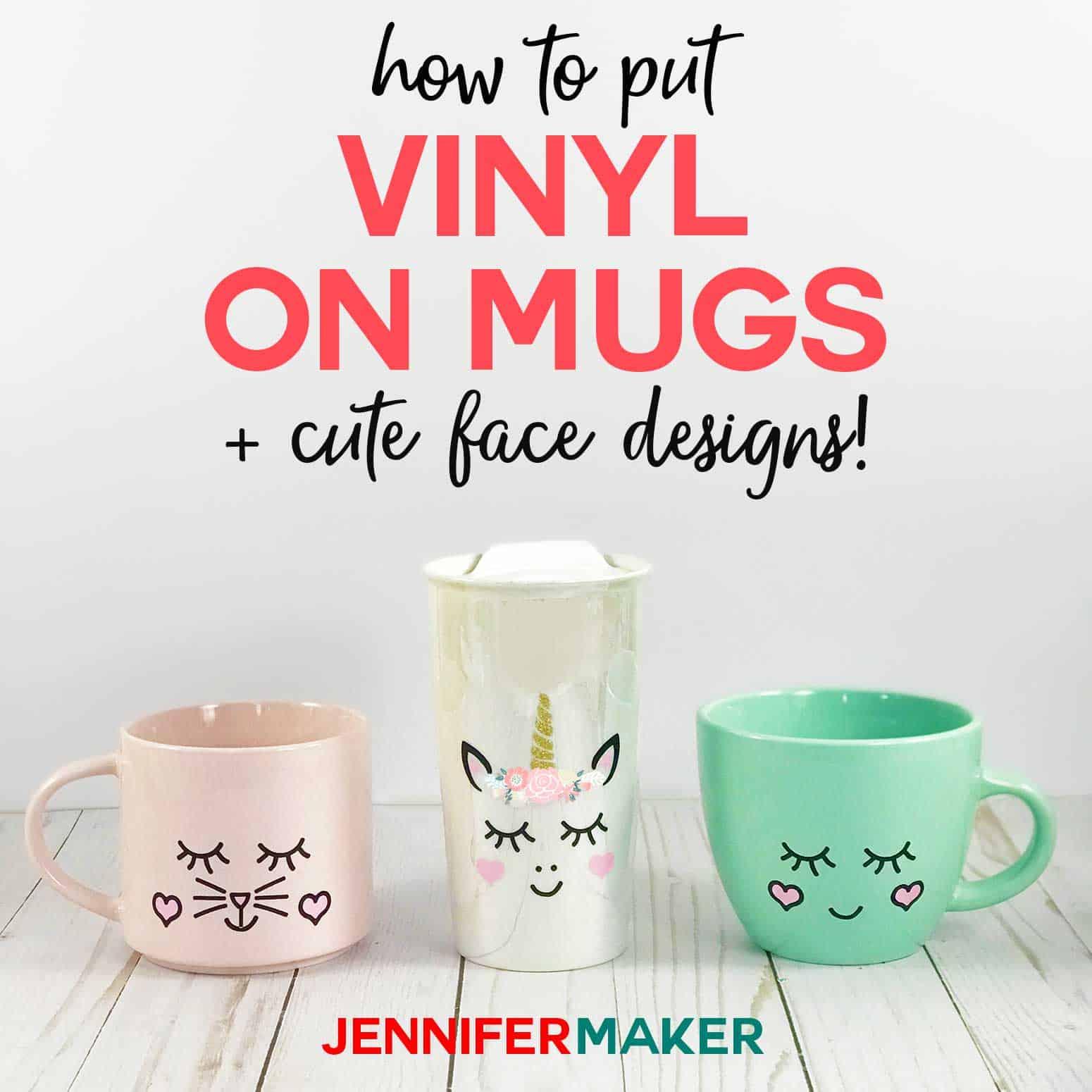 Facemaker Mugs