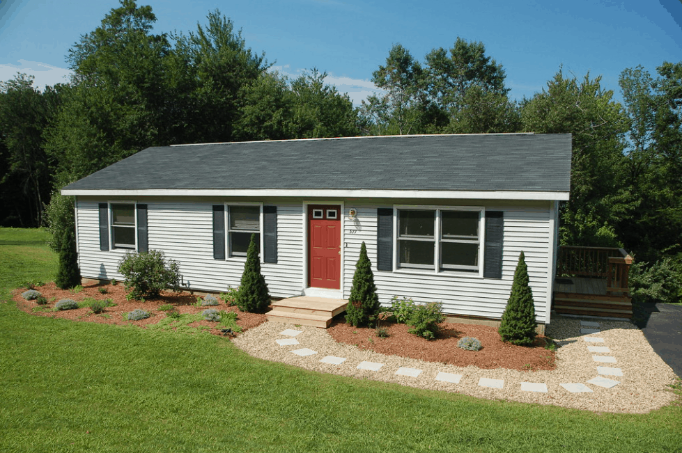 Front Steps and Deck Steps