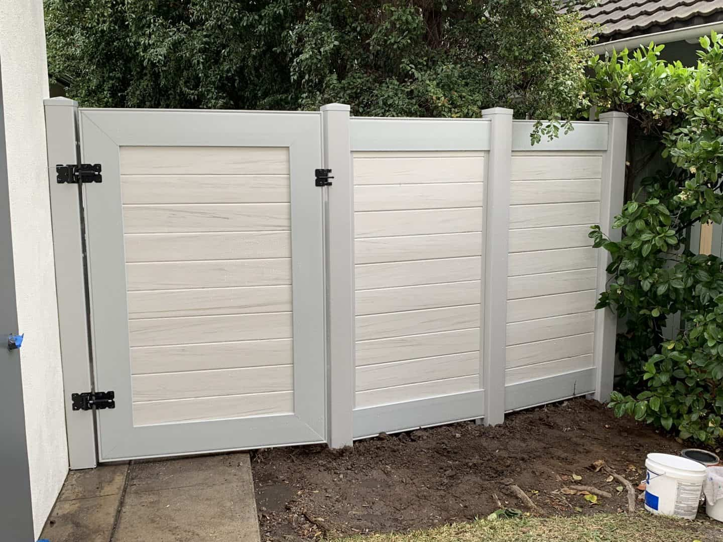 Gated Fencing