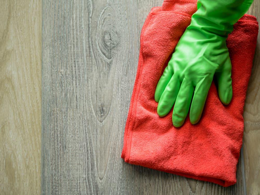 How to Deep Clean Luxury Vinyl Plank Flooring