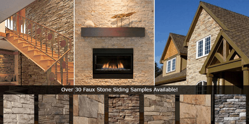 In Praise of Faux Stone