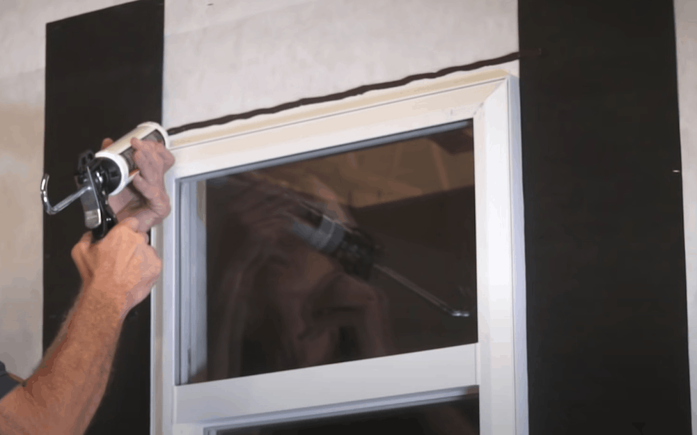 Install Flashing and J-Channel Around Doors and Windows